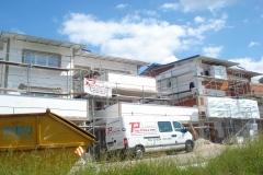 Fotos Sanierung Fassade 01 Bau Firma Linz Oberösterreich